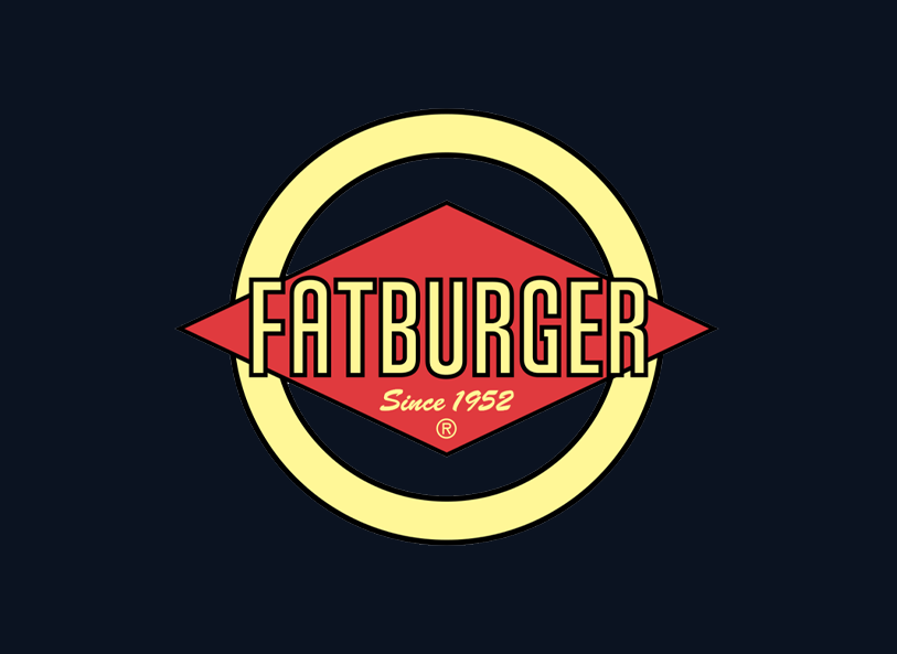 Captain For Restaurants - Fatburger Logo