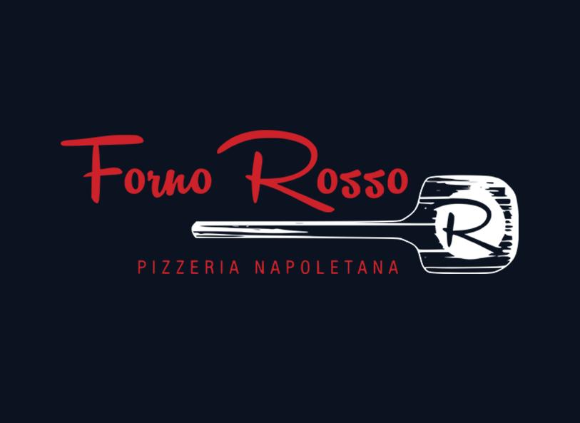 Captain For Restaurants - Forno Rosso Pizzeria Napoletana Logo