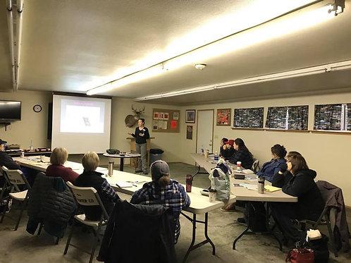 Tacoma Sportsmans Club Women's Basic Introduction to Handguns