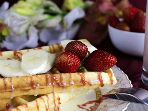 Yummy Dessert O'Waffles