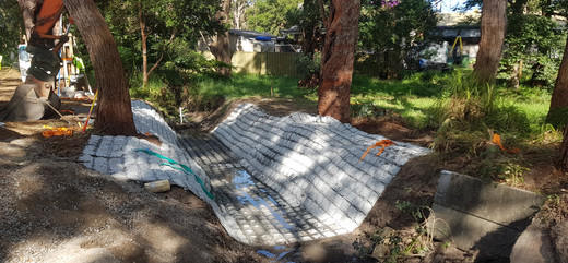 Stormwater Creek - Central Coast Council