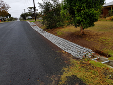 City of Greater Geelong Swale Drains