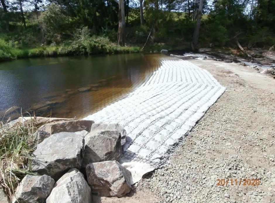 River Weir - Taswater
