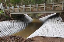 Bridge Abdutment - Colac Otway Shire Council