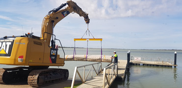 Boat Ramp Extensions - Gunnawarra Shire