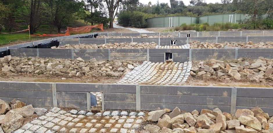 Detention Basin - Yarra Ranges Shire