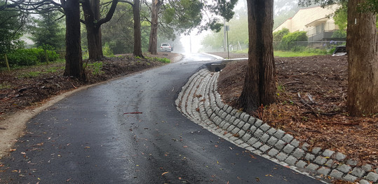 Road Construction - Yarra Ranges Shire