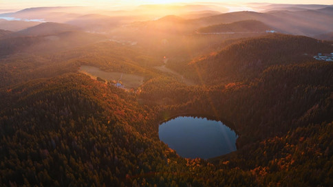 Black Forest from Above