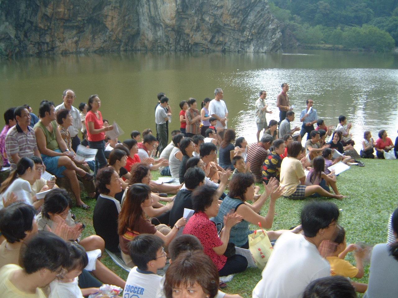 刘三姐在小桂林