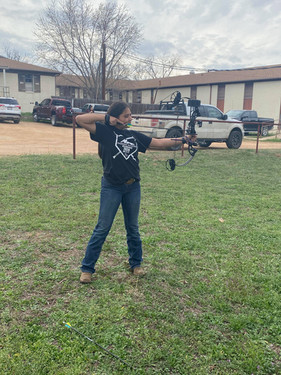 17.YOUTH TEXAS HUNT