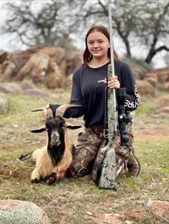YOUTH TEXAS HUNT