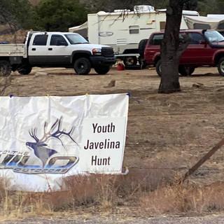 YOUTH JAVALINA HUNT