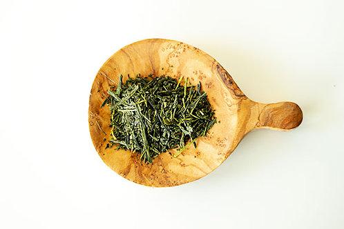 Organic Morimoto Sencha Green Tea (Minami Sayaka) 100 grams