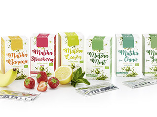 Flavoured matcha you say? Oh dear!
