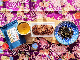 The beauty of post-fermented Japanese teas
