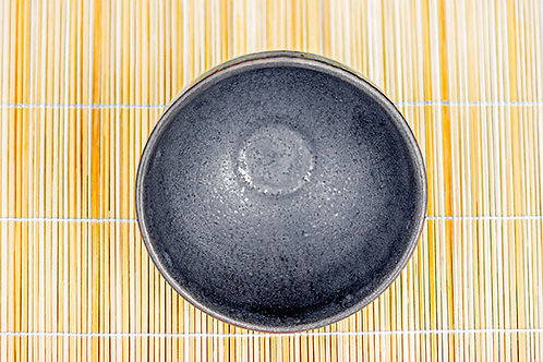 Stoneware Chawan For Matcha Tea Brewing