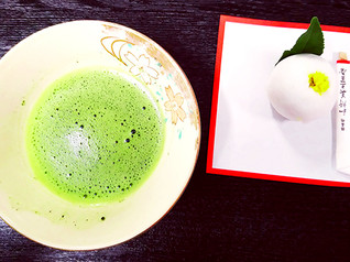 Let's talk about matcha!