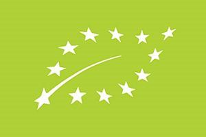 The European Union organic certified produce logo