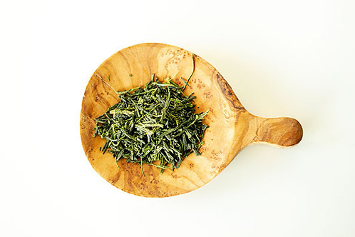 Organic Whole Leaf Watanabe Shimadori Kabusecha Green Tea 100 grams