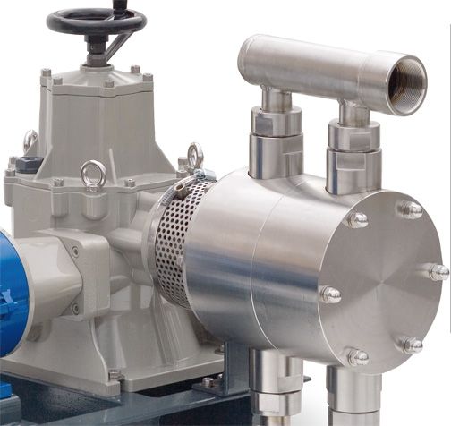 POSITIVE DSISPLACEMENT DOSING PUMPS,