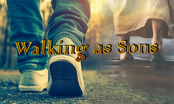 Walking as Sons Cover