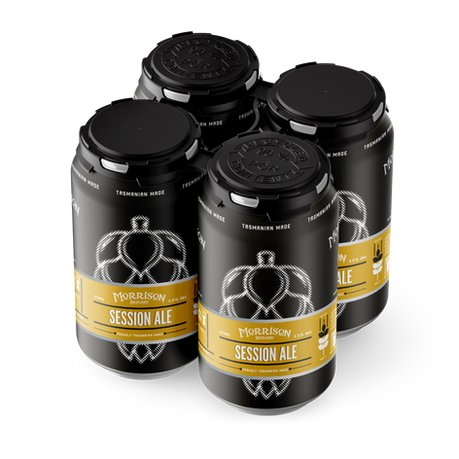 Morrison Can 375ml SESSION ALE 4 Pack