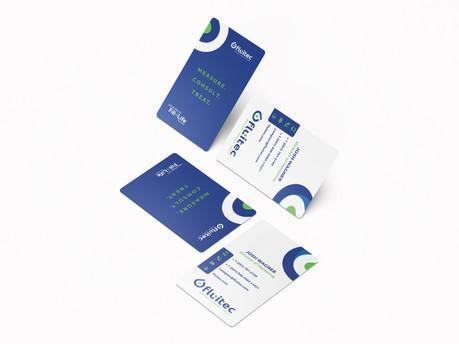 Fluitec Business Card