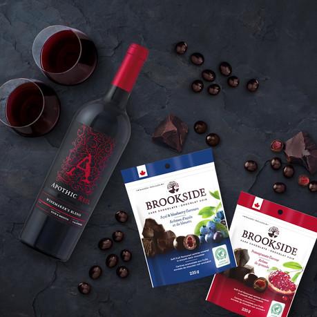 Apothic Wine Social Animation
