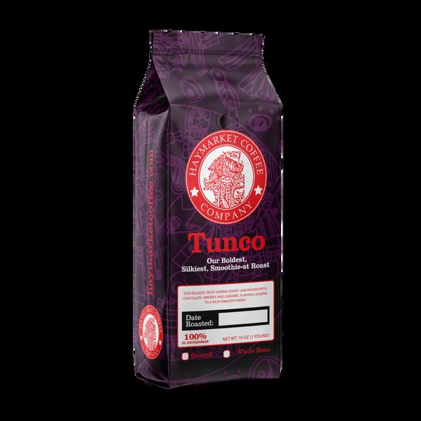 HCC Tunco Bold Coffee Bag