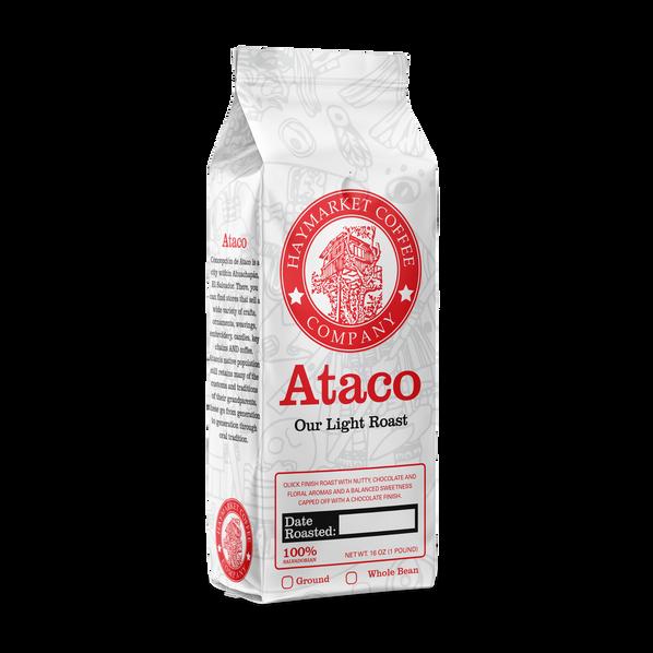 HCC Ataco Light Roast Coffee Bag