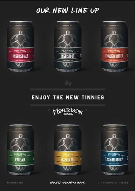 Morrison Beer Promo Poster