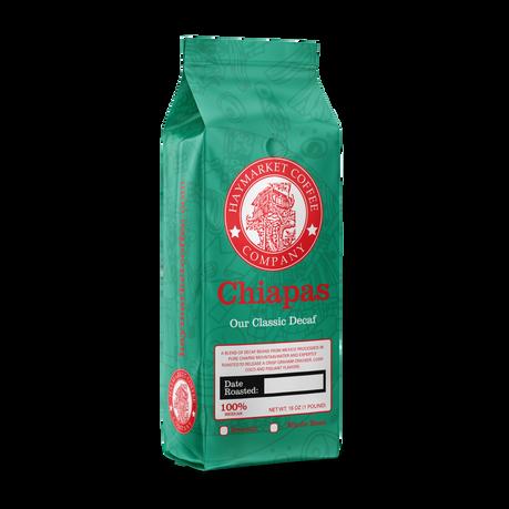 HCC Chiapas Classic Decaf Coffee Bag