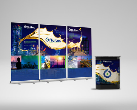Banner Set with Counter