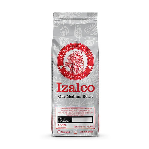 Haymarket Coffee Izalco Medium Roast