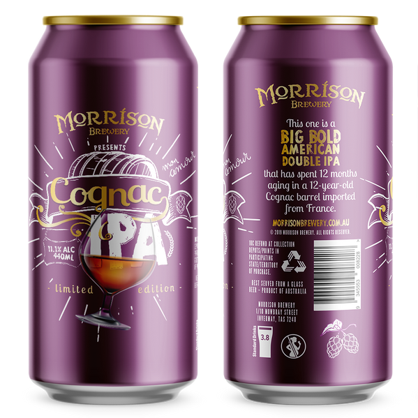 Morrison Cognac IPA 440ml