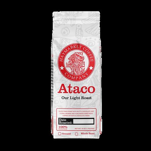 Haymarket Coffee Ataco Light Roast