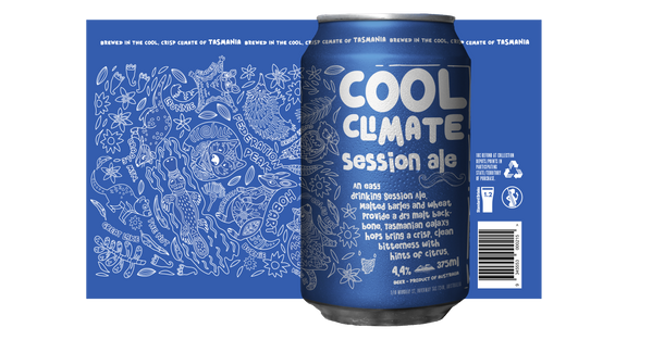 Cool Climate Session Ale Can