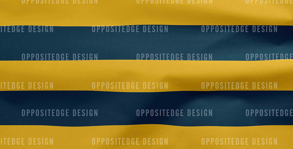 Yellow Blue Stripes - Commercial License