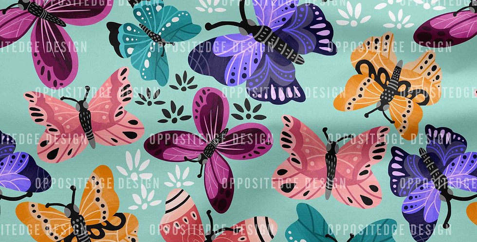 Colorful Butterflies - Standard License