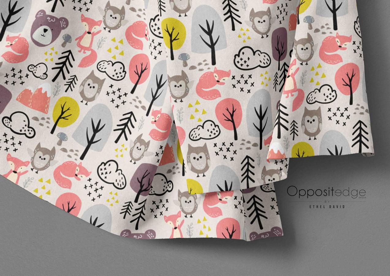 Woodland Animals Beige - Girls-01.jpg