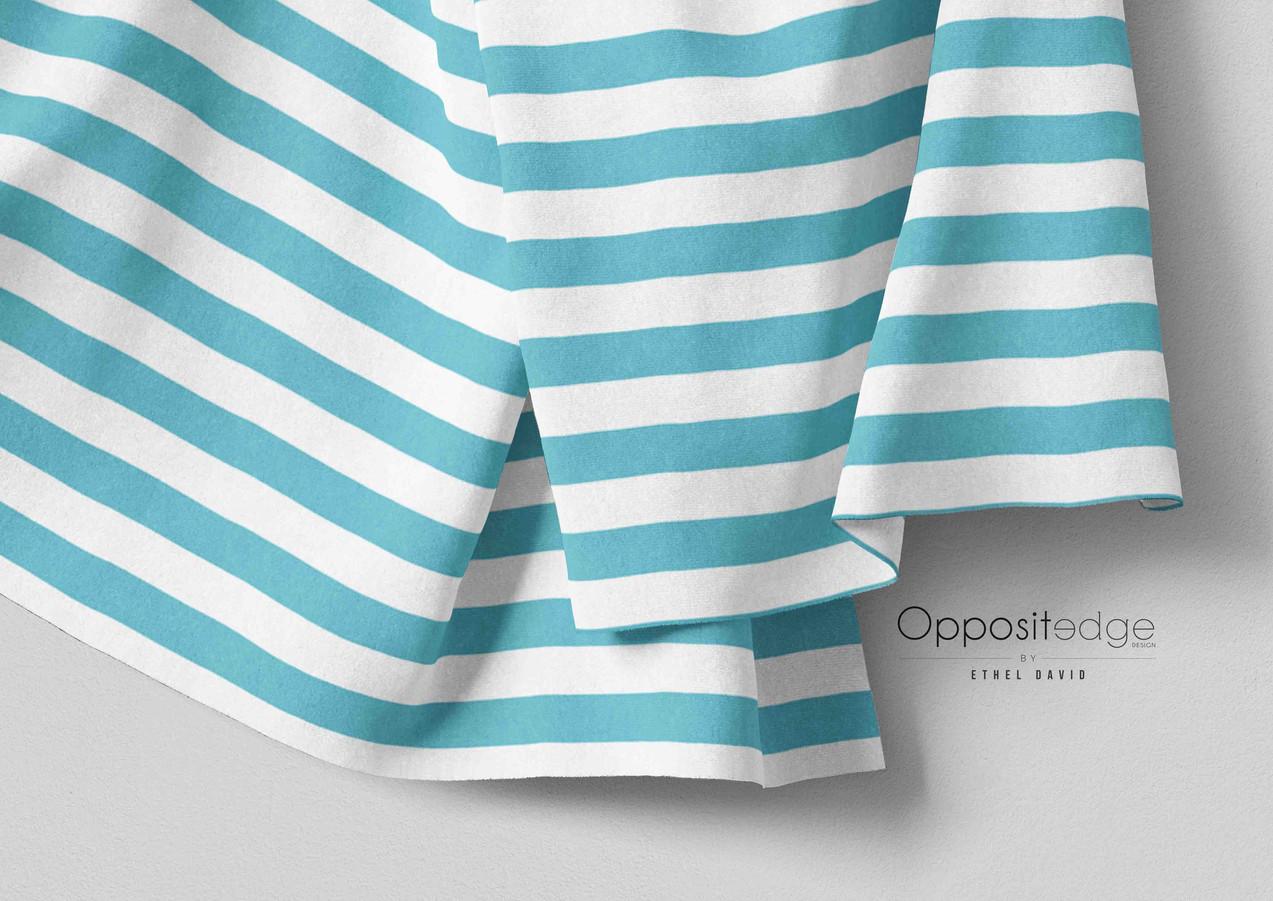 Teal White Stripes 02.jpg