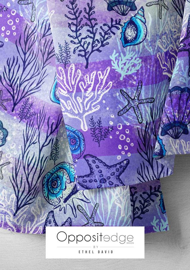 Seashells & Starfish-Purple 003.jpg