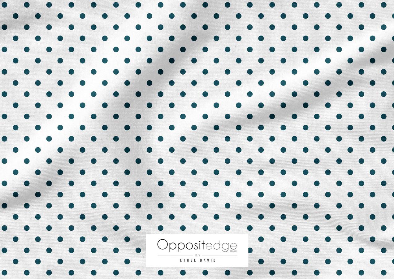 Teal Dots - Botanica Garden 01.jpg