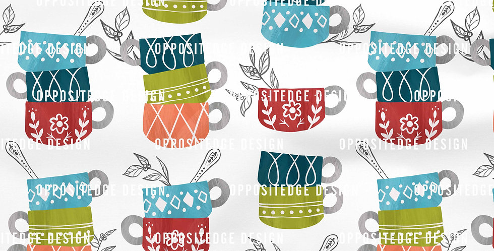 Coffee and Tea Cups - Commercial Use