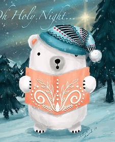 Oh Holy Night - Polar Bear.jpg