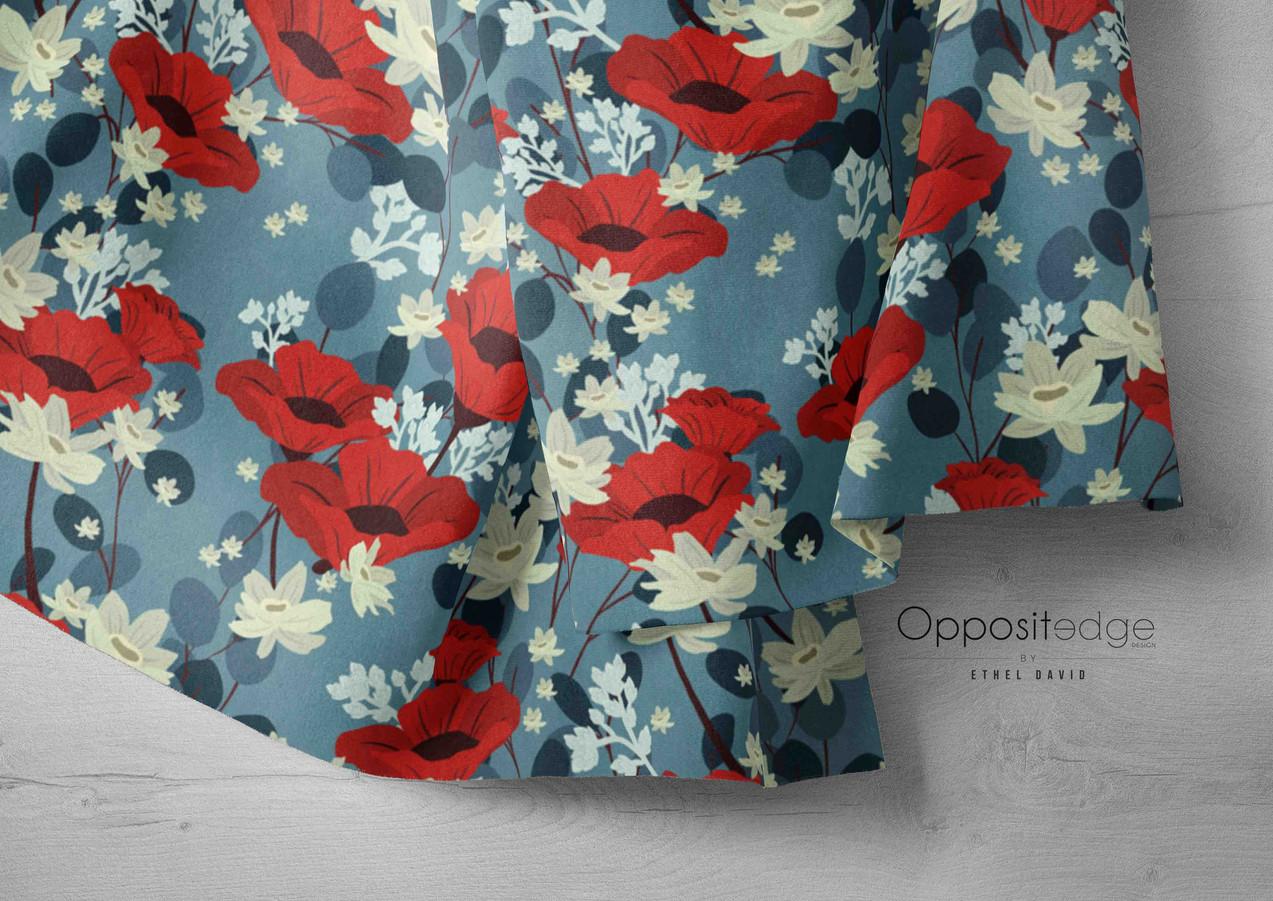 Gardenia Floral-Blue 02.jpg