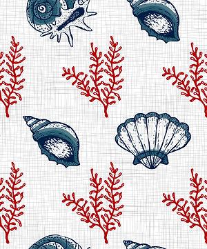 Seashells V.01-RedBlue Textured.jpg