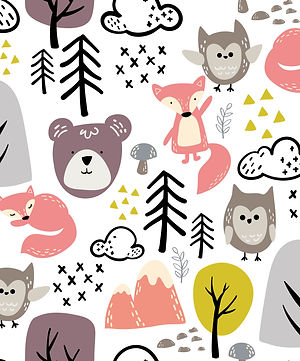 Woodland Animals - Girls-01.jpg