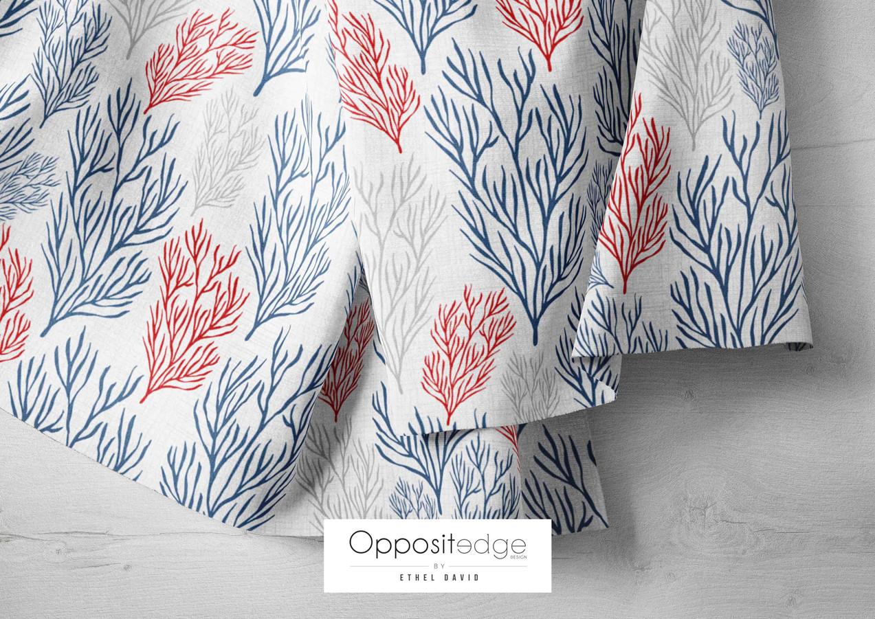Red & Blue Seaweeds Textured 01.jpg