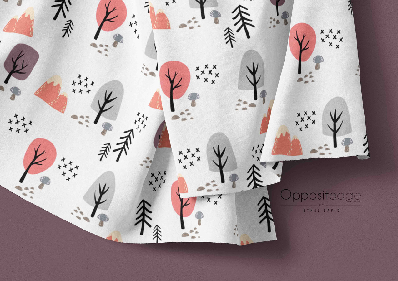 Woodland Animals Trees - Girls-01.jpg